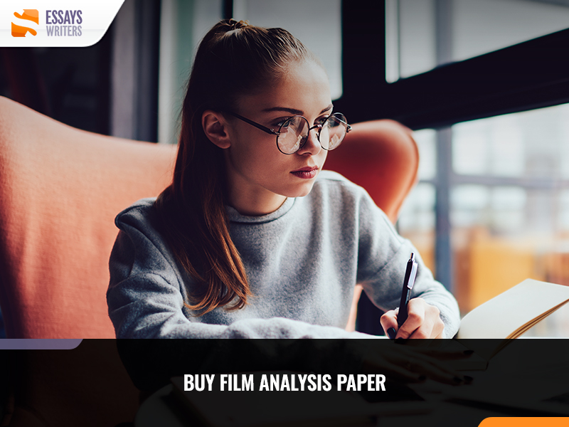 Buy Film Analysis Paper