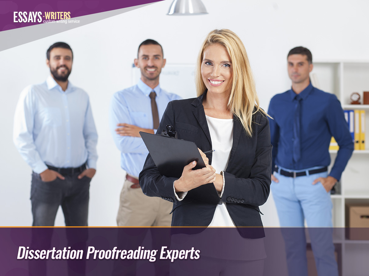 Ph.D. Dissertation Proofreading Experts