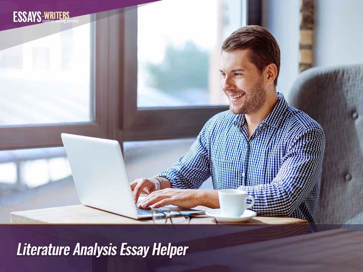 Literature Analysis Essay Helper at Affordable Price