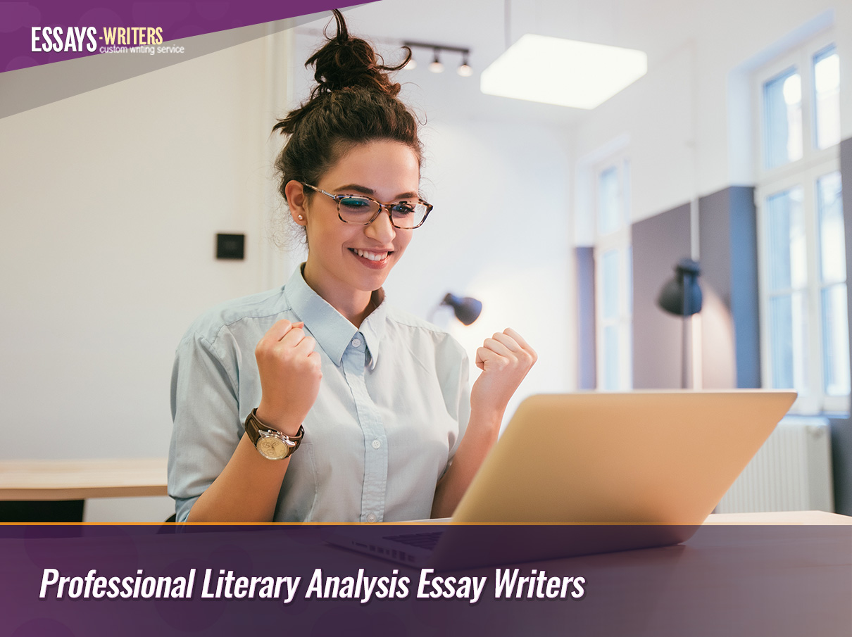 Professional Literary Analysis Essay Writers