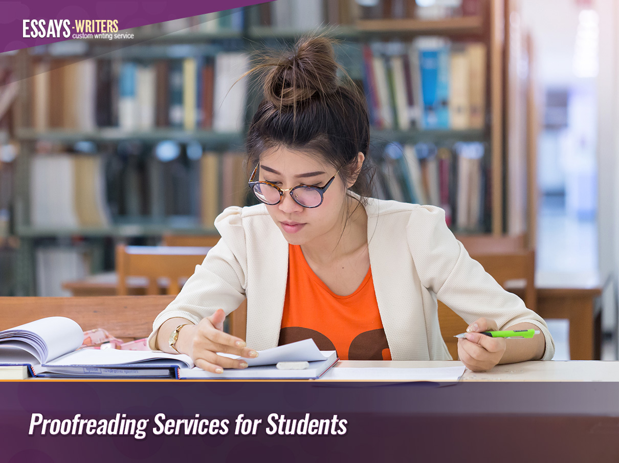 Cheap Proofreading Services for Students