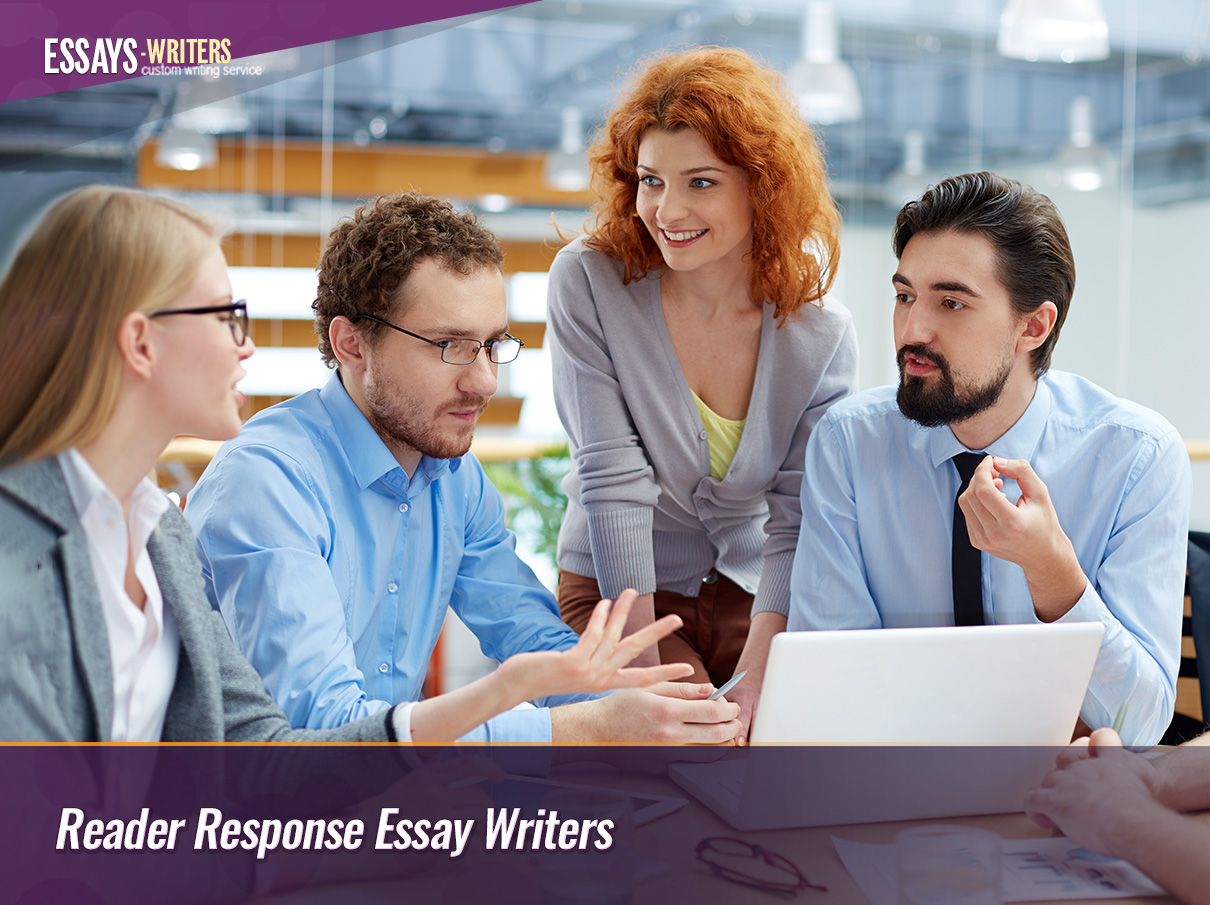 Reader Response Essay Writers Services