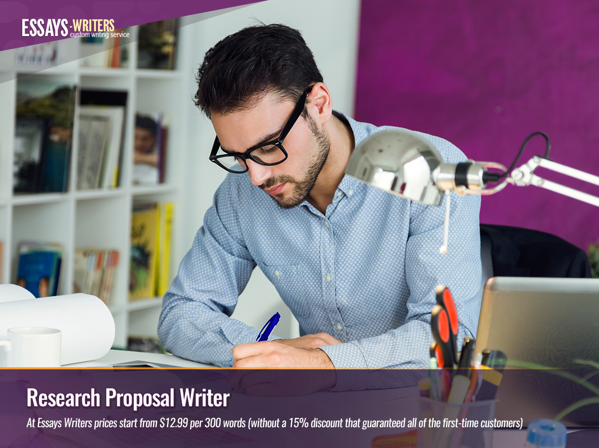 Hire a Professional Research Proposal Writer